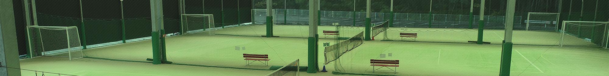 スプラージ金隈 テニス